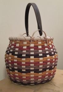 Wood Swing Bean Pot