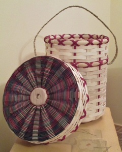 Knitting Basket #3