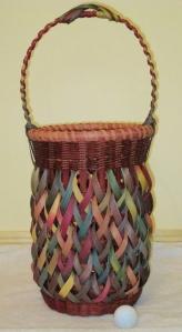 Japanese/Penland Style Basket