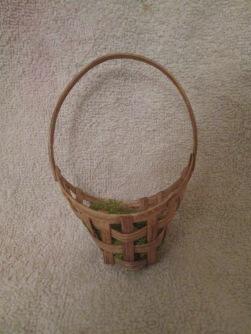Tiny Easter Basket