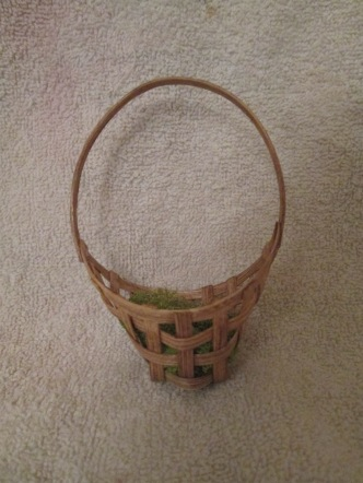 Tiny Easter Basket
