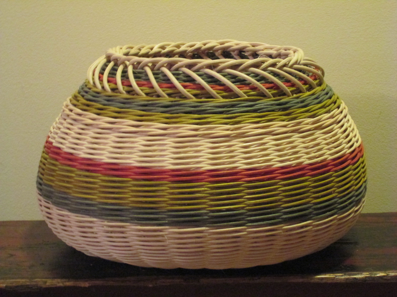 Bamboo Basket Making Supplies : A whole lot of weaving making baskets for the joy it