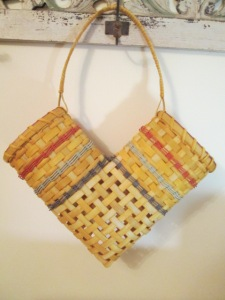 Cherokee Elbow Basket